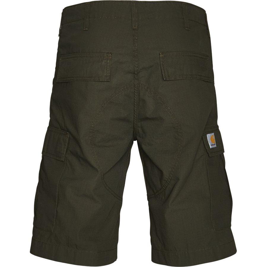 REGULAR CARGO SHORT. I015999 - Regular Cargo Shorts - Shorts - Regular - CYPRESS RINSED - 2